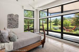 Main level Master bedroom