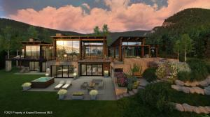 Graphic Rendering of the Residence under construction at 81 Danielson Dr
