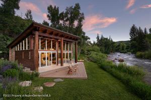 8386 Upper River Road, Woody Creek, CO 81656