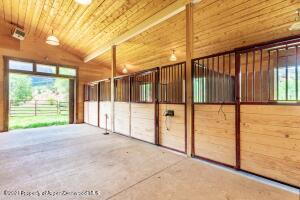 Five elegant stalls