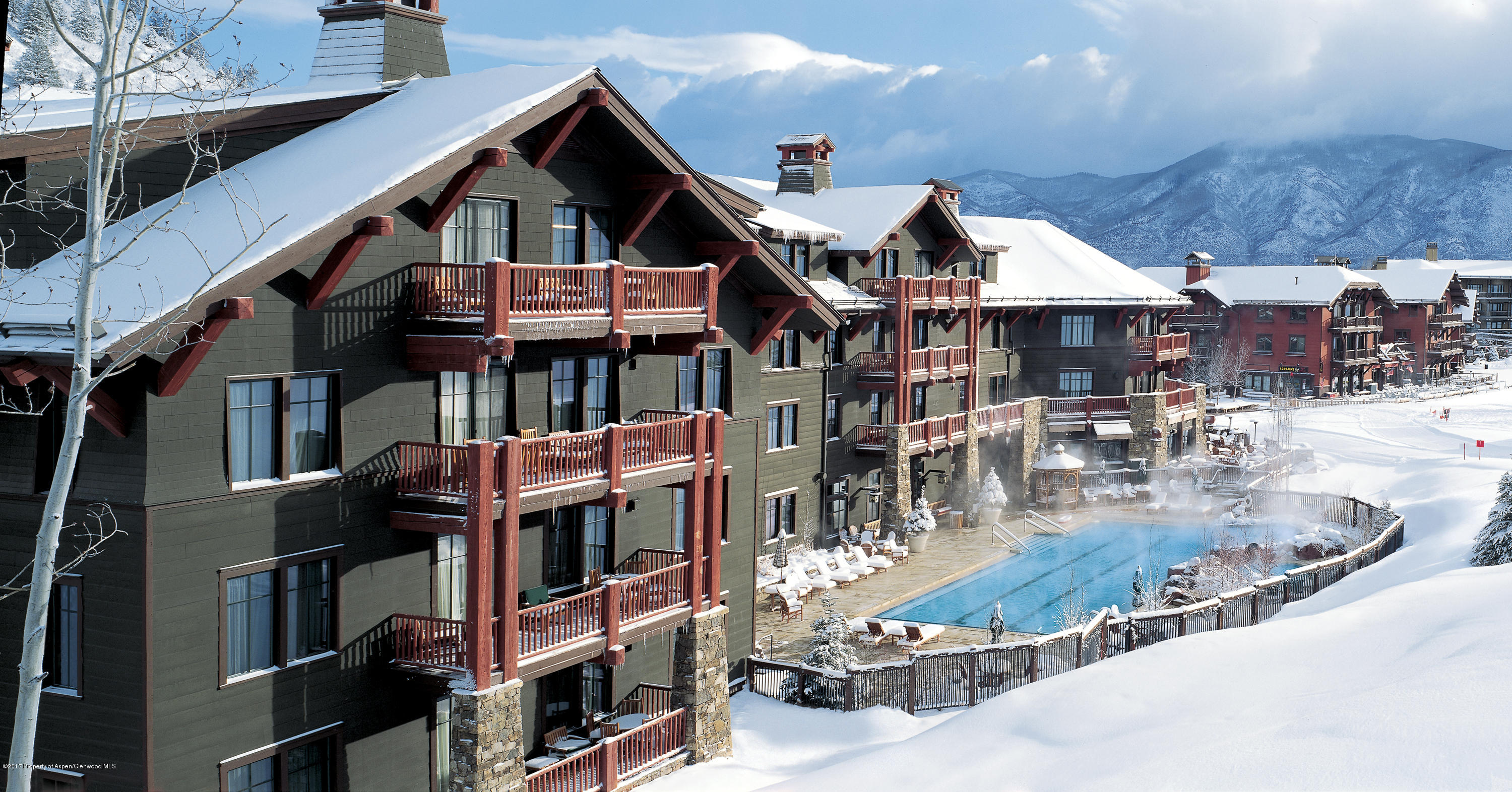1/12 interest in a luxury condominium at the base of Aspen Highlands Ski Area. Residence 8105 is the sought after, slope side 3 bedroom 3.5 bath with a patio and ski-in access, in the Elk Horn Lodge. Summer Interest #10 gets you two consecutive ski weeks, one summer week and one float week on a rotating basis. Great spot in the rotation! You get January 29 - February 5 and June 25- July 9, 2022. February 11-18 and July 8-22, 2023. All the fabulous Ritz services and amenities. Exchange privileges with Ritz Residence Clubs in St. Thomas, Vail, Lake Tahoe and San Francisco. 3rd Home and Marriott give you a myriad of trading opportunities.*Photos are stock photos, not actual unit.