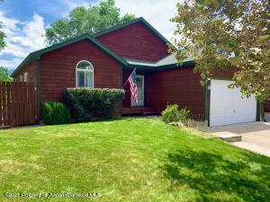 524 Honeysuckle Drive, New Castle, CO 81647