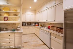 Kitchen Pantry with Washer and Dryer