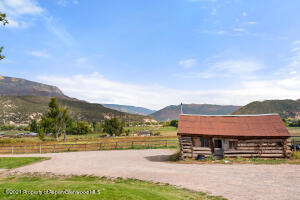 Historic cabin