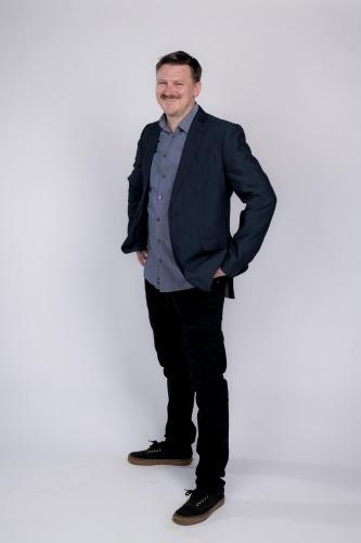 Jon Harman agent image