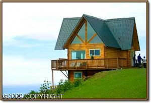 Dovetail Log Cabin