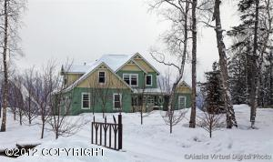 13870 E River Vista Circle, Palmer, AK 99645