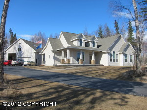 13985 E River Bend Circle, Palmer, AK 99645