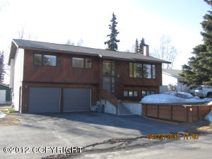 8306 Huckleberry Street, Anchorage, AK 99502