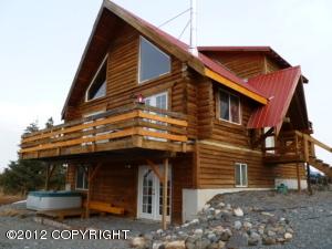 Log Home on 3.66 acres