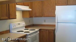 Kitchen--newer appliance