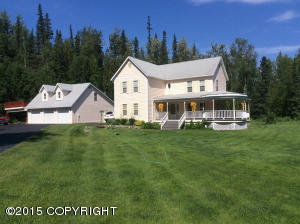 1101 N Old Trunk Road, Palmer, AK 99645