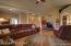 Living room towards formal dining room