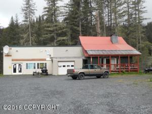 13038 Rough Drive, Seward, AK 99664