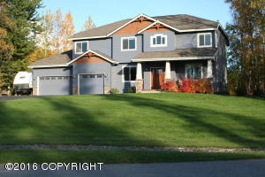 14202 E River Bend Circle, Palmer, AK 99645