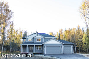 8351 E Magnificent View Drive, Palmer, AK 99645
