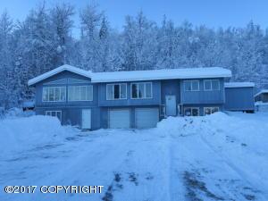 22200 E Snowball Drive, Palmer, AK 99645