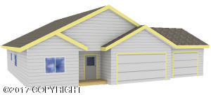Picture depicts a 3 car garage but price reflects a 2 car garage. 3rd bay can be added.