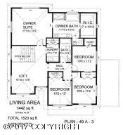 2nd Revised plan top floor