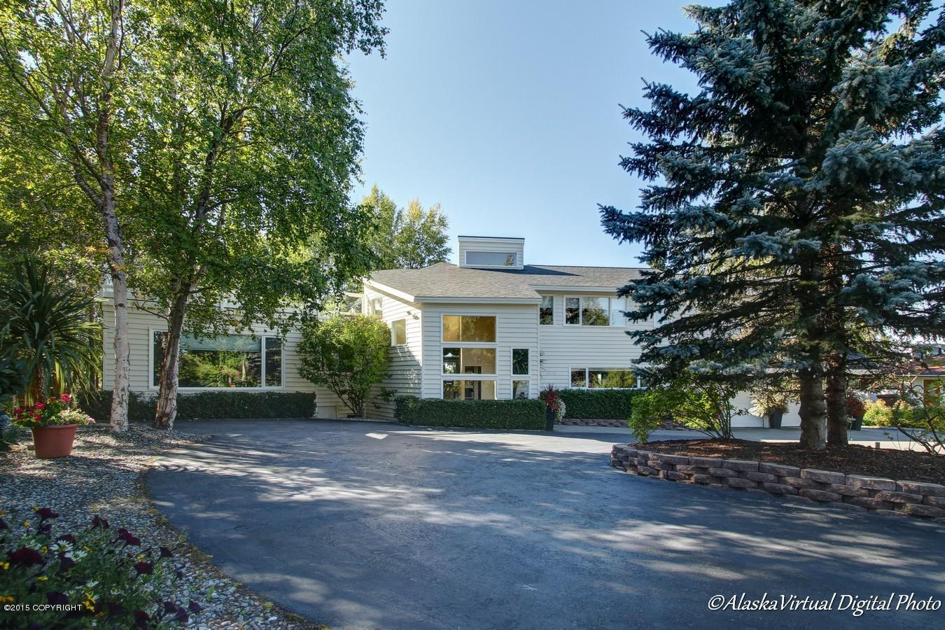3418 Lakeside Drive Anchorage  - Mehner Weiser Real Estate Real Estate