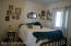 Bedroom on main living level