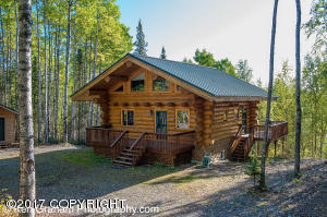 19582 E Peregrine Circle, Willow, AK 99688