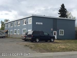 512 E 13th Avenue, Anchorage, AK 99501