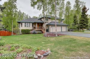 19914 War Admiral Road, Eagle River, AK 99577