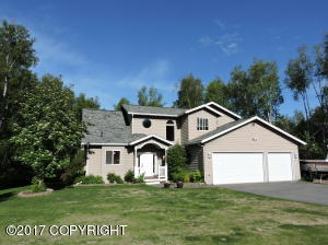 21304 Polly Circle, Chugiak, AK 99567