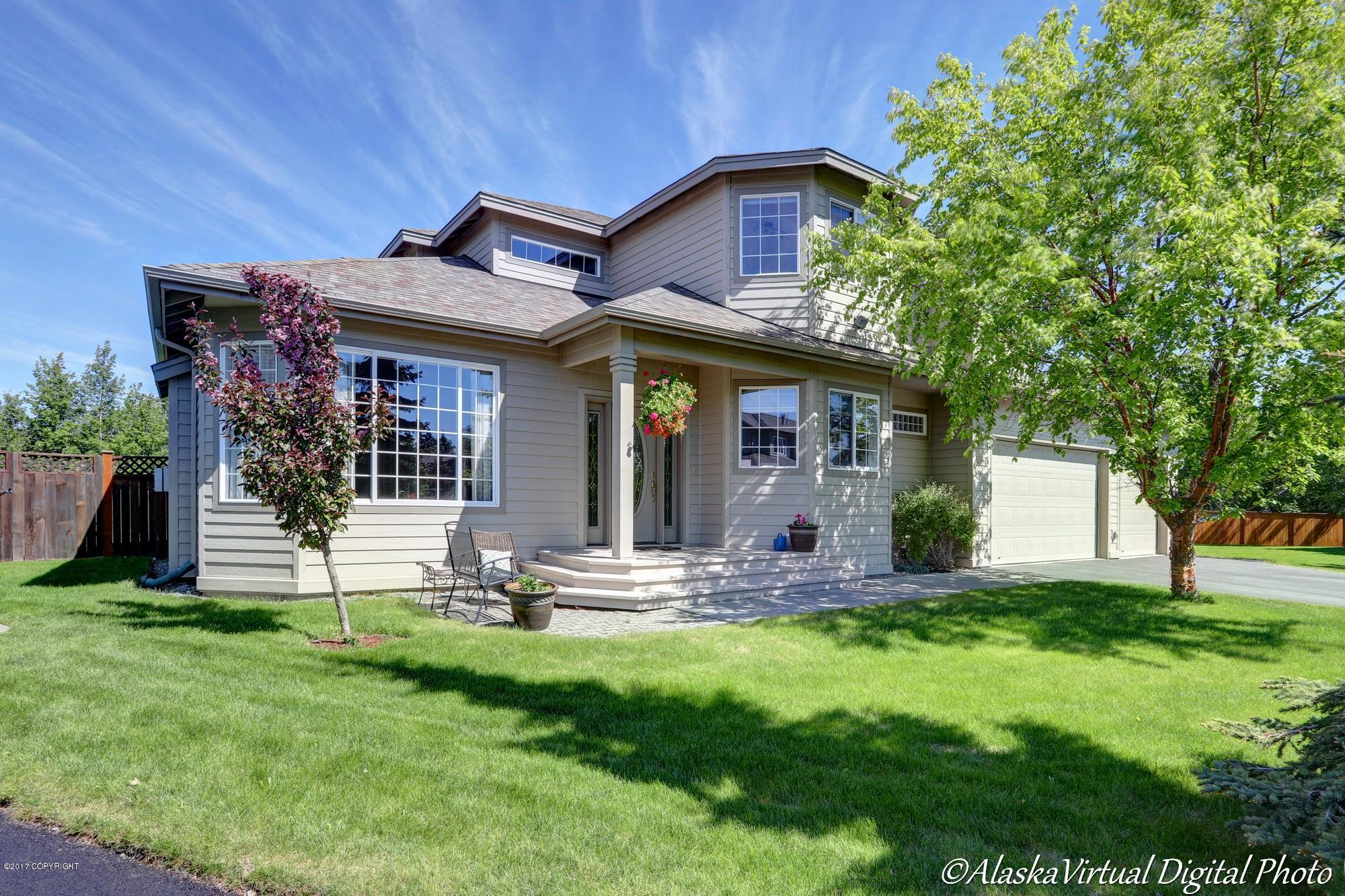3431 Southbluff Circle Anchorage  - Mehner Weiser Real Estate Real Estate