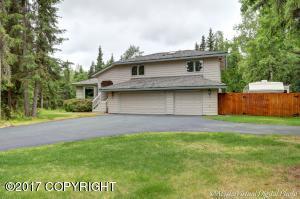 9520 Spring Hill Drive, Anchorage, AK 99507