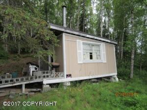 Nancy Lake Cabin