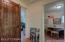 Barn door going into Master Suite