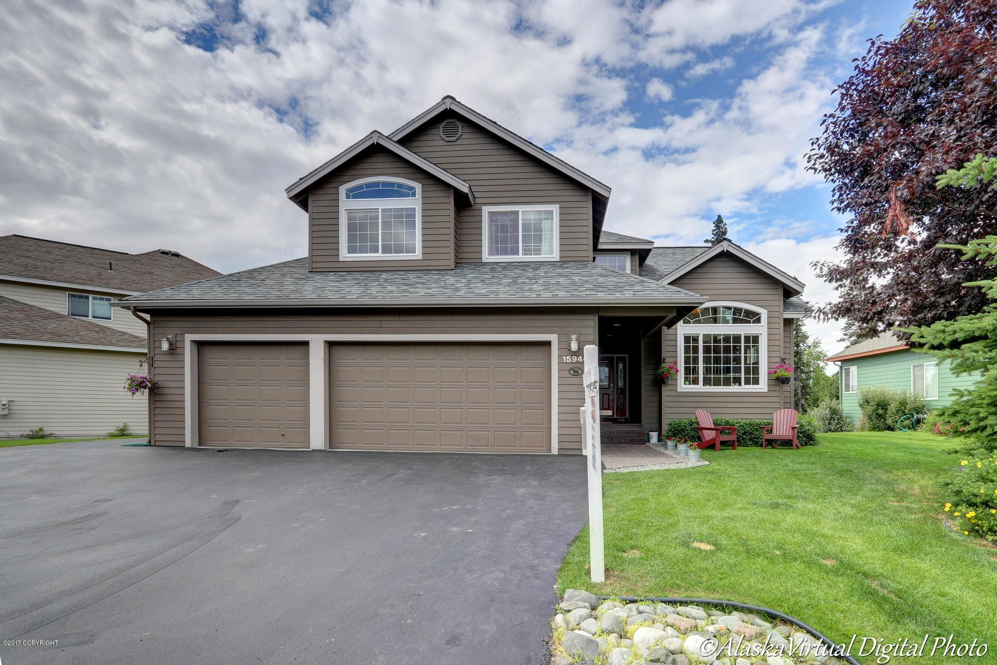 15944 Sunset Bend Circle Anchorage  - Mehner Weiser Real Estate Real Estate