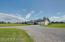 Lots of wide open spaces, great for sweeping mountain views and enjoying this beautiful corner lot.