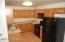 Kitchen in Rental cabin