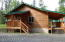 Rental Cabin exterior