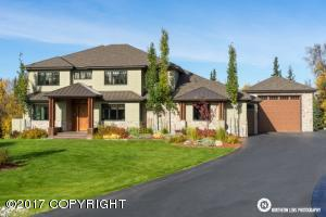 5287 Heritage Heights Drive, Anchorage, AK 99516