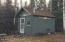 10x12 guest cabin with bunk and free standing stove...