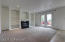 Spacious, bright comfortable family room