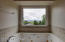 Beautiful views, main bath room
