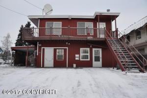 428 1/2 E 101th, Anchorage, AK 99501