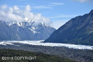 Amazing glacier views from property!