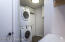 Lock off to Master Suite Bathroom area and Laundry