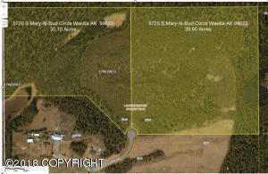 5725 S Mary-N-Bud Circle, Wasilla, AK 99623