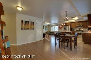 Updated throughout! Large open area floor plan, perfect for entertaining!