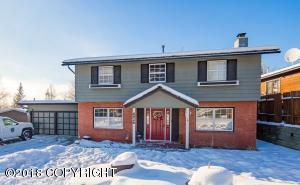 6926 Fountain Drive, Anchorage, AK 99502