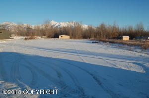 Lot 5 is fully prepped and ready for building. Lot 6 is to the right in photo.
