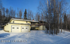 14716 W Lake Ridge Drive, Eagle River, AK 99577