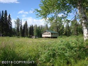 L4 B3 No Road Hewitt-Whiskey Lakes, Remote, AK 99000